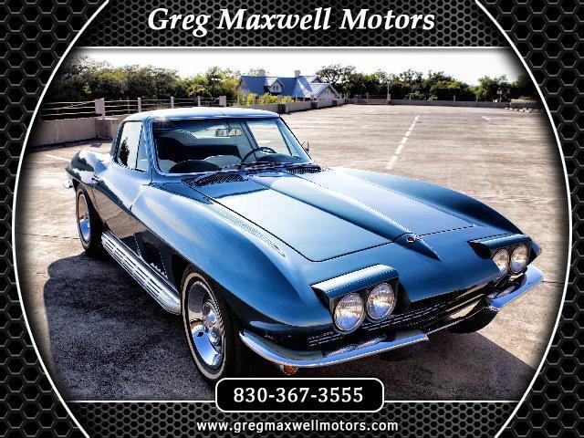 1967 Chevrolet Corvette 2dr Cpe
