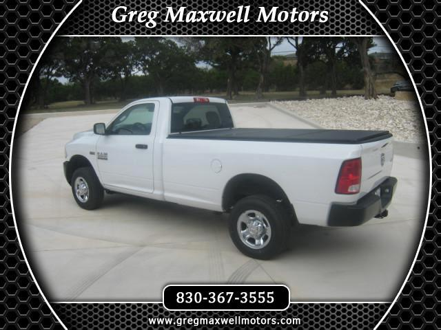2016 RAM 2500 Tradesman Regular Cab 4WD