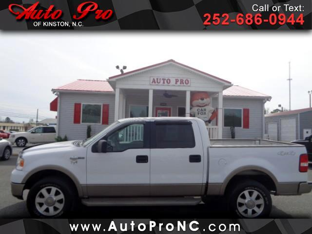 "2005 Ford F-150 4WD SuperCrew 145"" King Ranch"