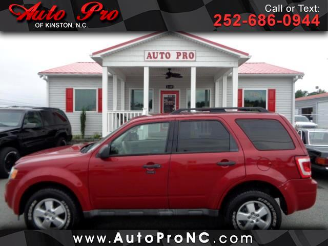 used 2010 ford escape xlt fwd for sale in kinston nc 28504 auto pro. Black Bedroom Furniture Sets. Home Design Ideas