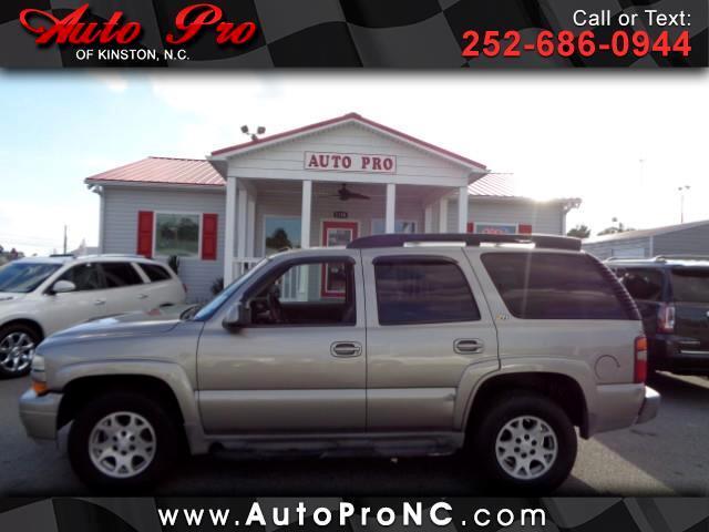2003 Chevrolet Tahoe 4WD