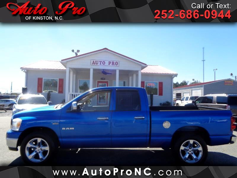 2008 Dodge Ram 1500 SXT Quad Cab Long Bed 2WD