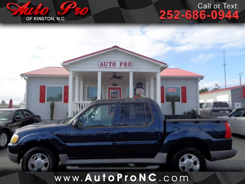 used 2003 ford explorer sport trac xls 2wd for sale in kinston nc 28504 auto pro. Black Bedroom Furniture Sets. Home Design Ideas