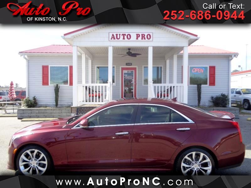 2014 Cadillac ATS 2.0L Performance RWD