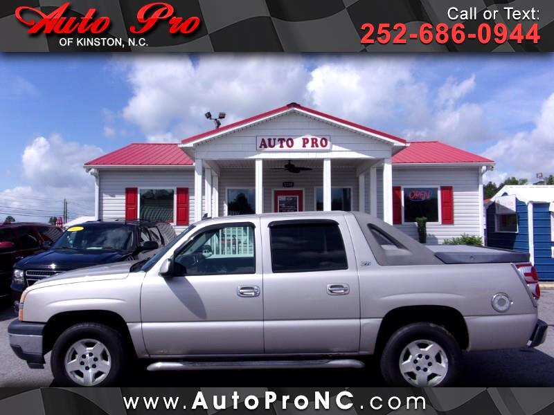"2006 Chevrolet Avalanche 1500 5dr Crew Cab 130"" WB 4WD Z71"