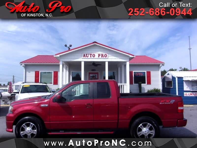 "Ford F-150 2WD Supercab 133"" XLT 2007"