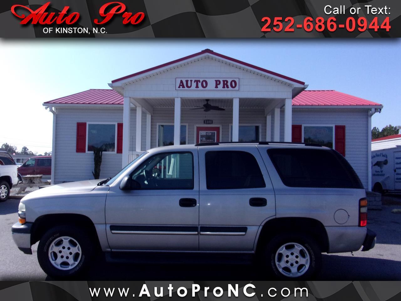 Chevrolet Tahoe 4dr 1500 4WD LS 2004
