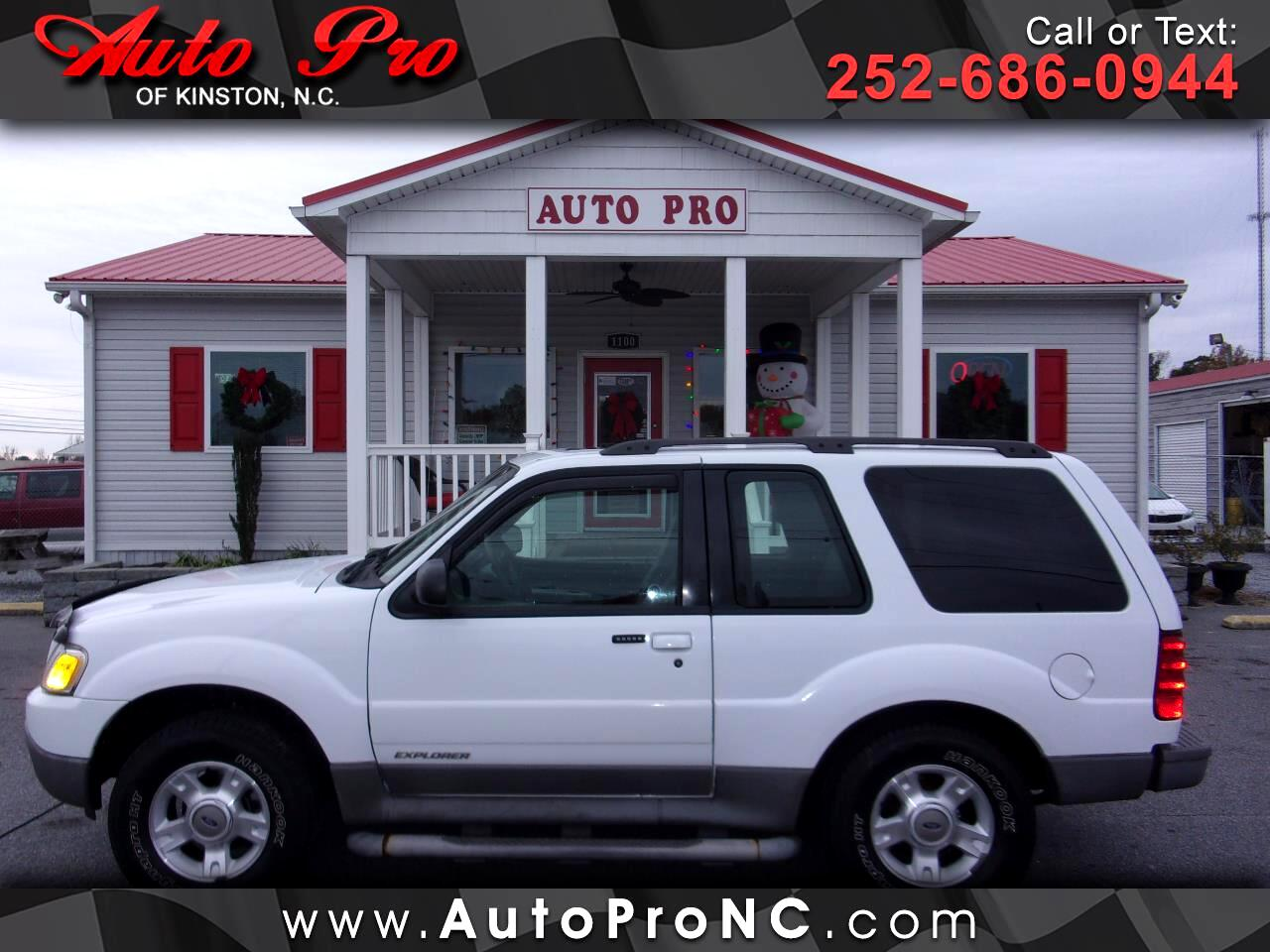 "Ford Explorer Sport 2dr 102"" WB 4WD 2001"