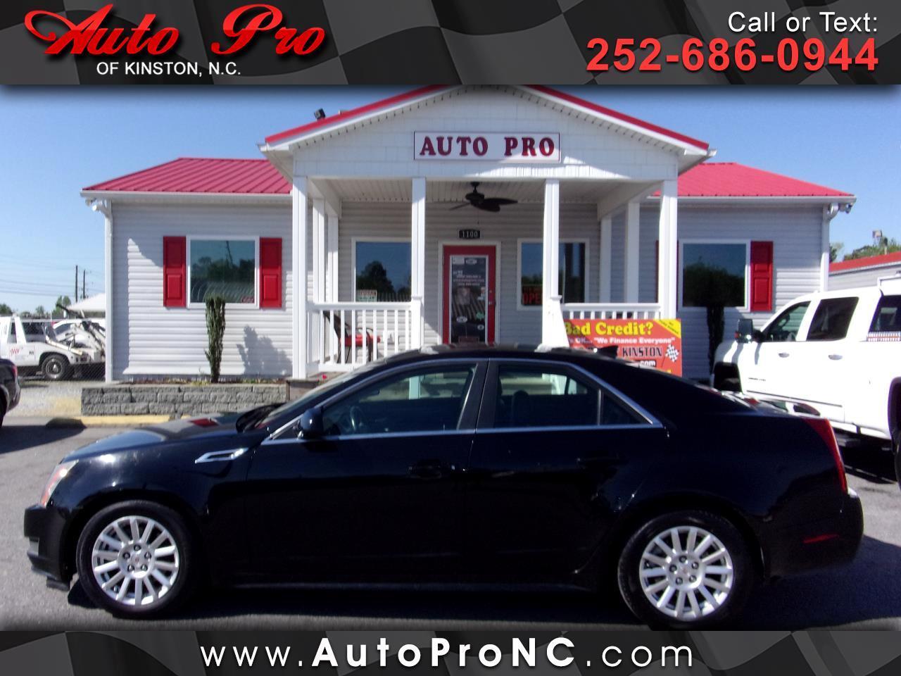 Cadillac CTS Sedan 4dr Sdn 3.0L AWD 2012
