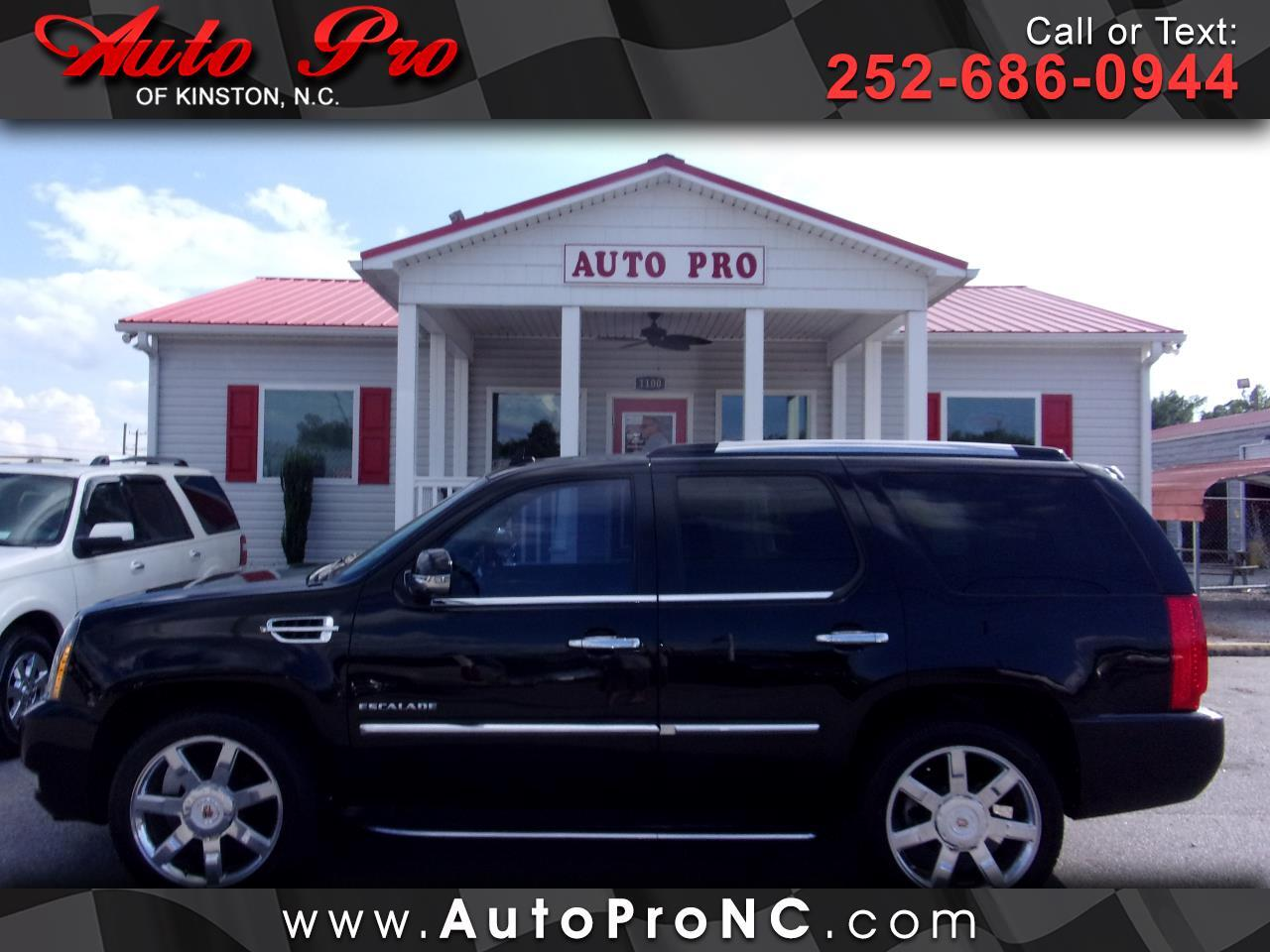 Cadillac Escalade AWD 4dr Base 2010