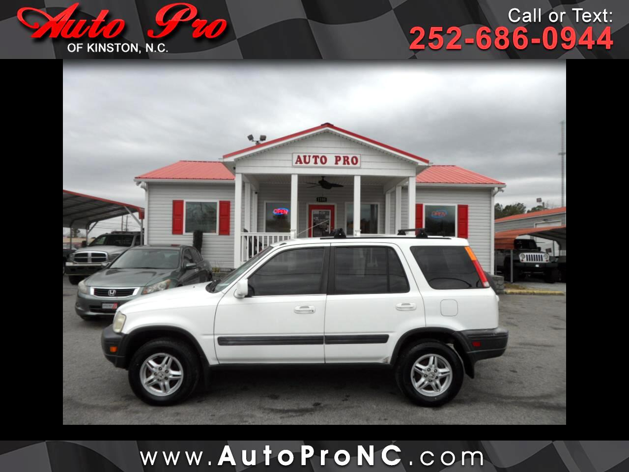 Honda CR-V 4WD EX Auto 2000