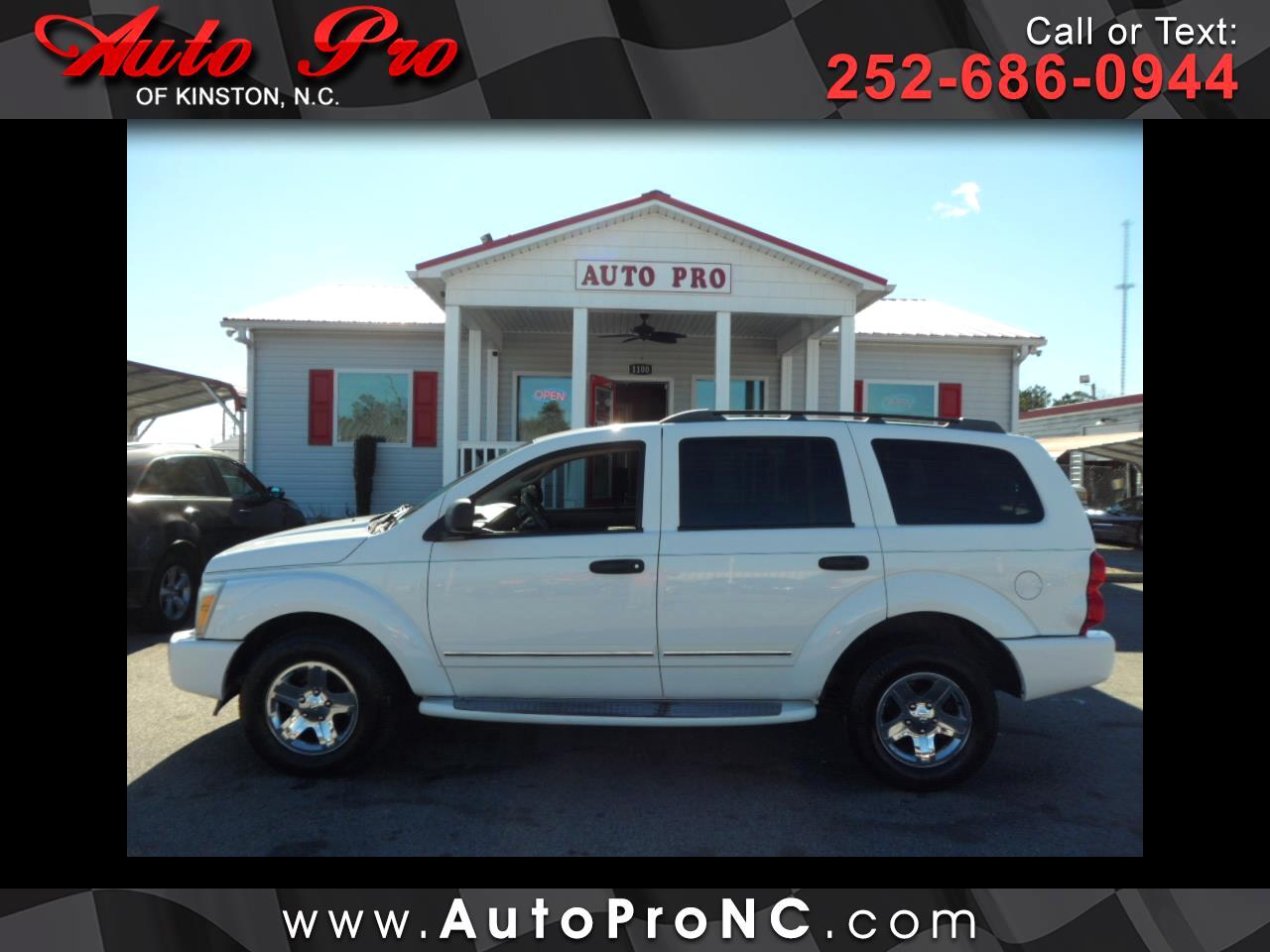 Dodge Durango 4dr 4WD Limited 2004