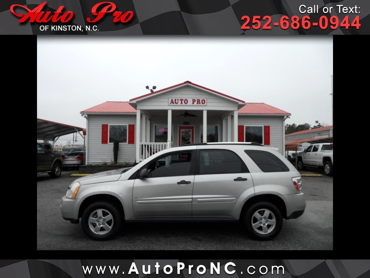 Chevrolet Equinox FWD 4dr LS 2008