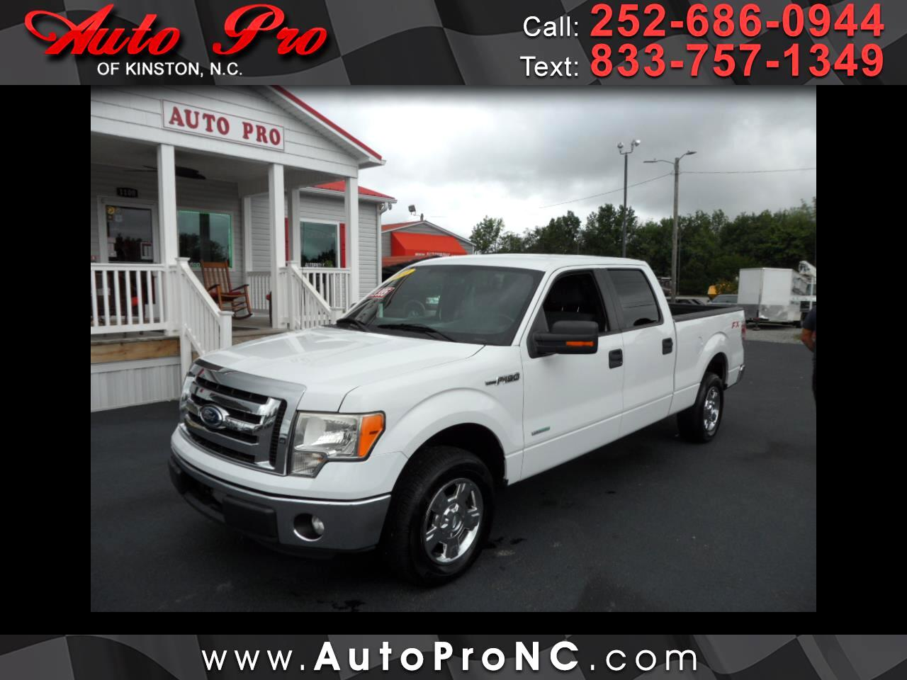 """Ford F-150 2WD Supercab 133"""" FX2 2011"""