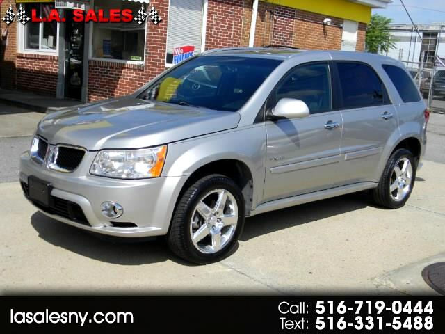 2008 Pontiac Torrent FWD 4dr GXP