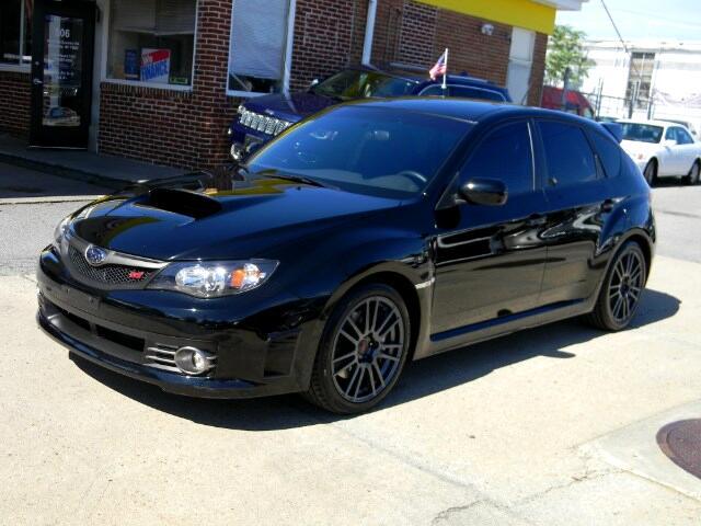 2010 Subaru Impreza WRX STi WRX Sti