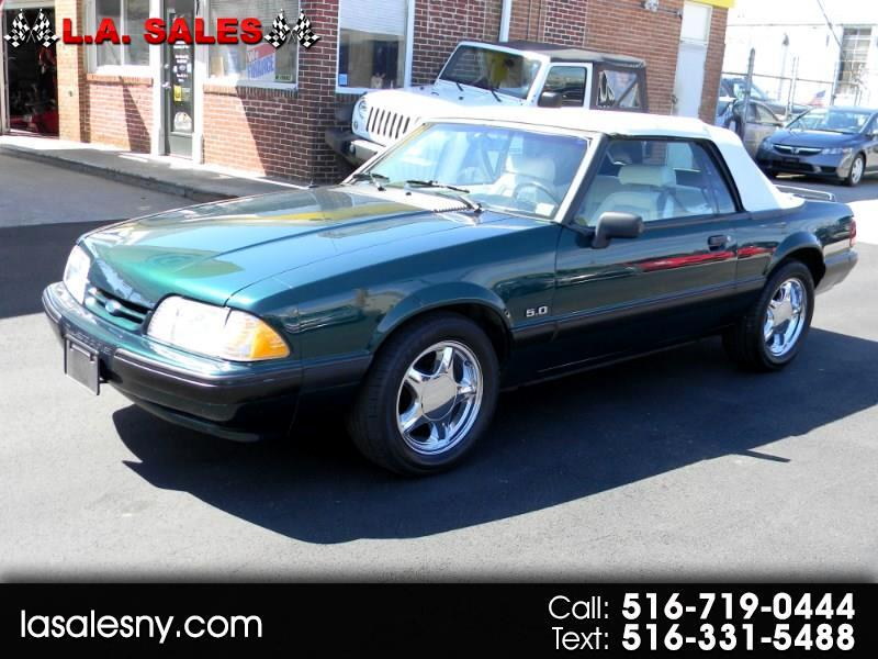 1991 Ford Mustang 2dr Convertible LX Sport 5.0L