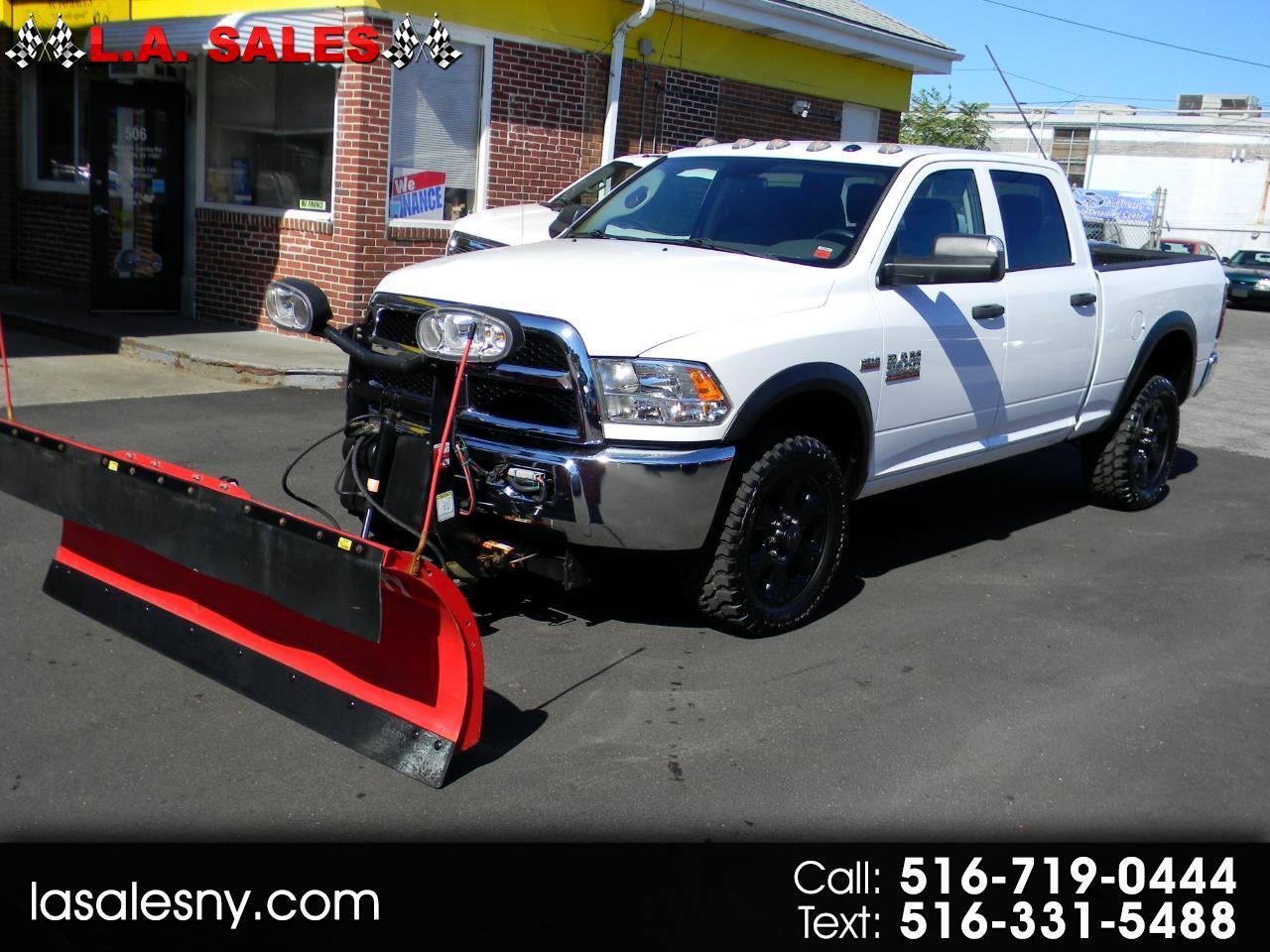 "2015 RAM 2500 4WD Crew Cab 149"" Tradesman"