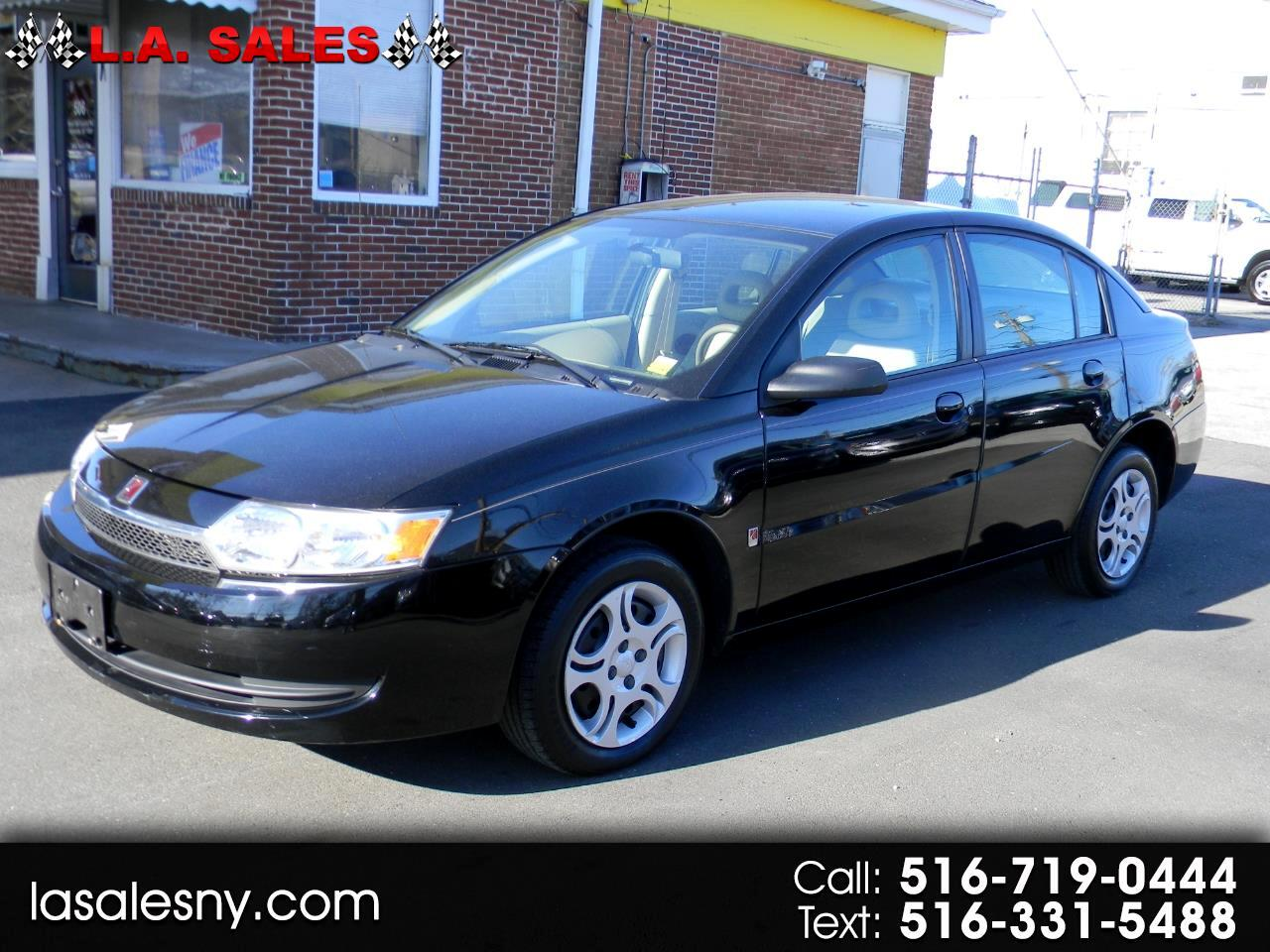 Saturn ION ION 2 4dr Sdn Auto 2004