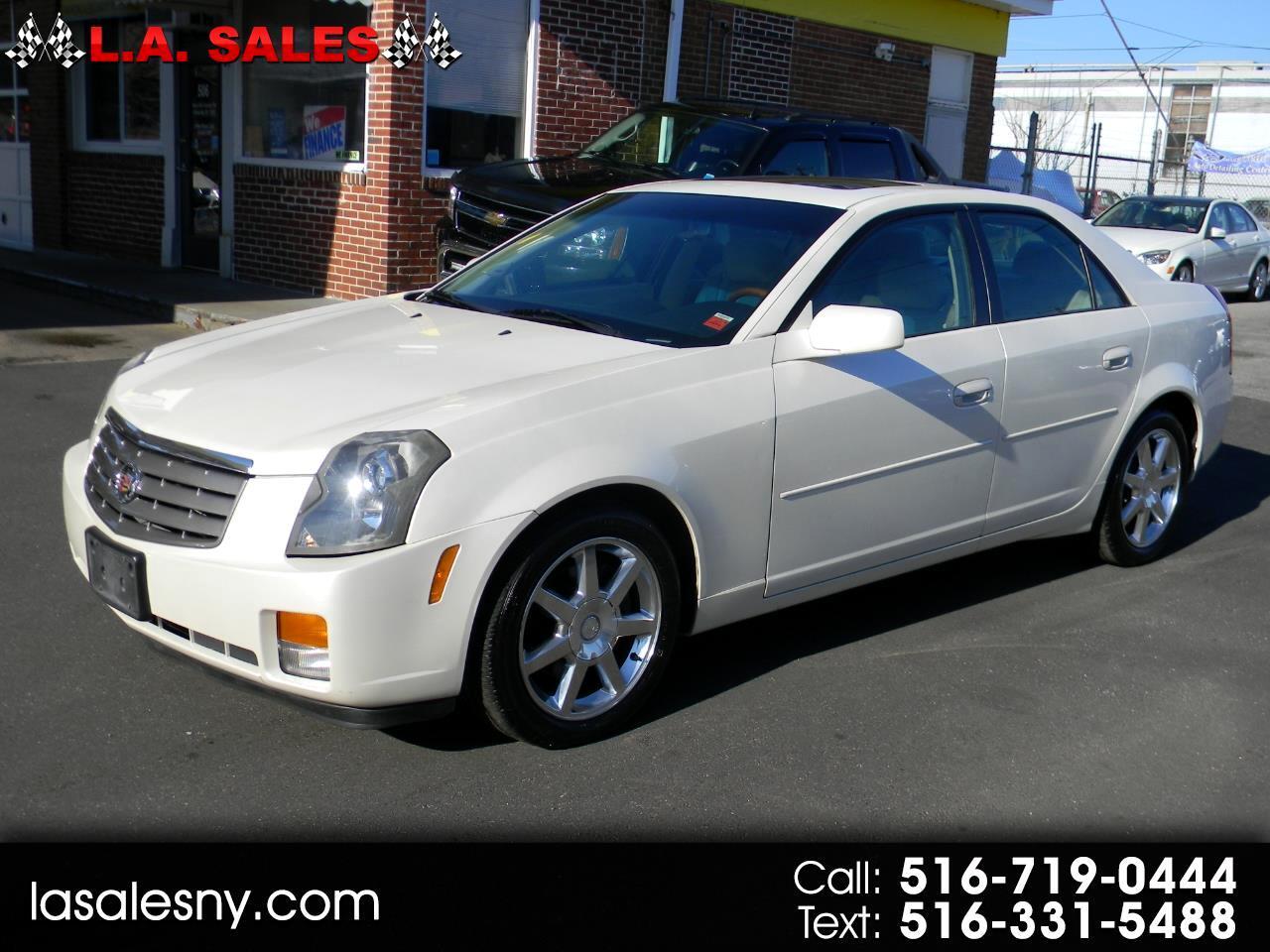 Cadillac CTS 4dr Sdn 3.6L 2005