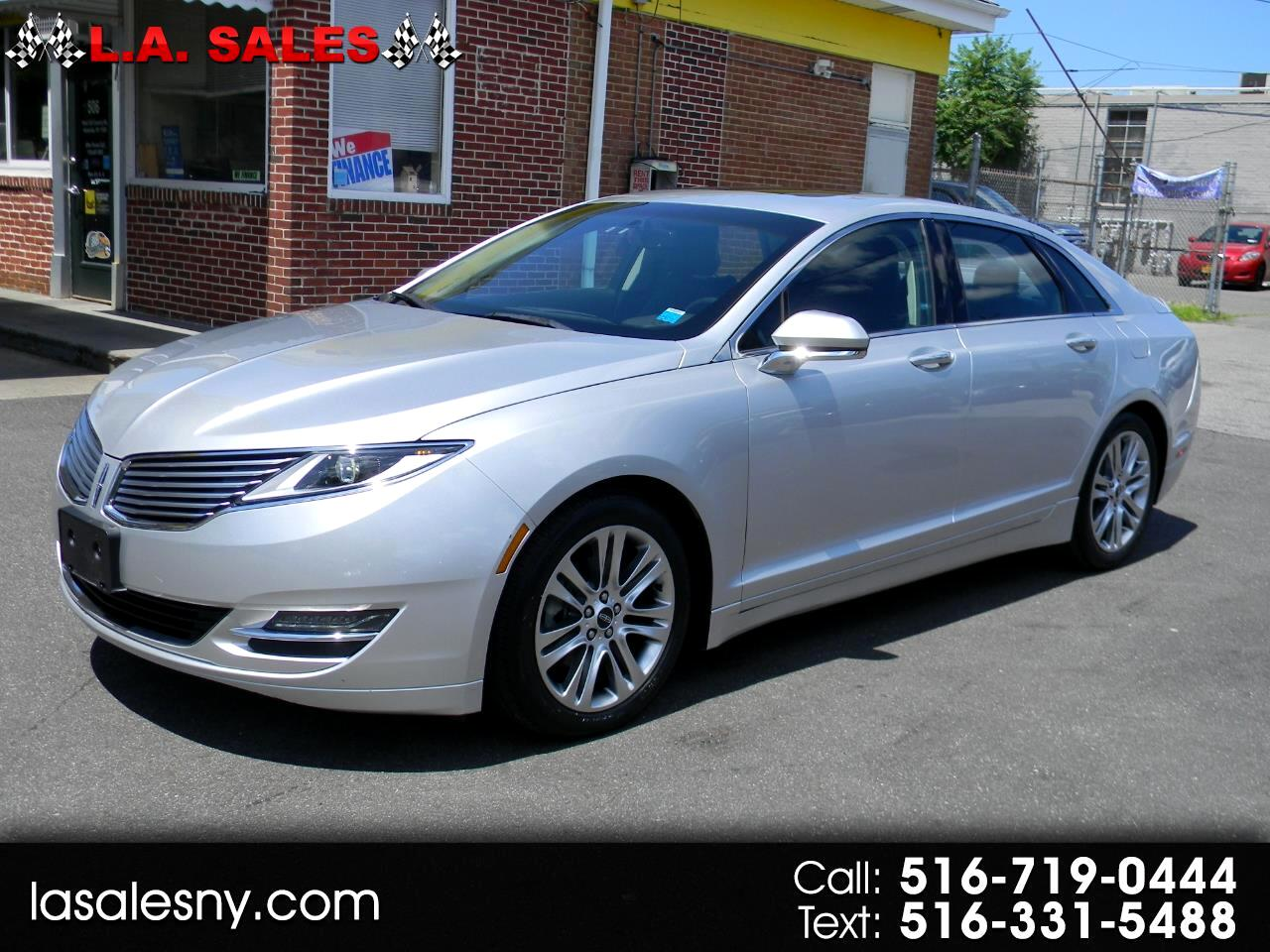 Lincoln MKZ 4dr Sdn Hybrid FWD 2013