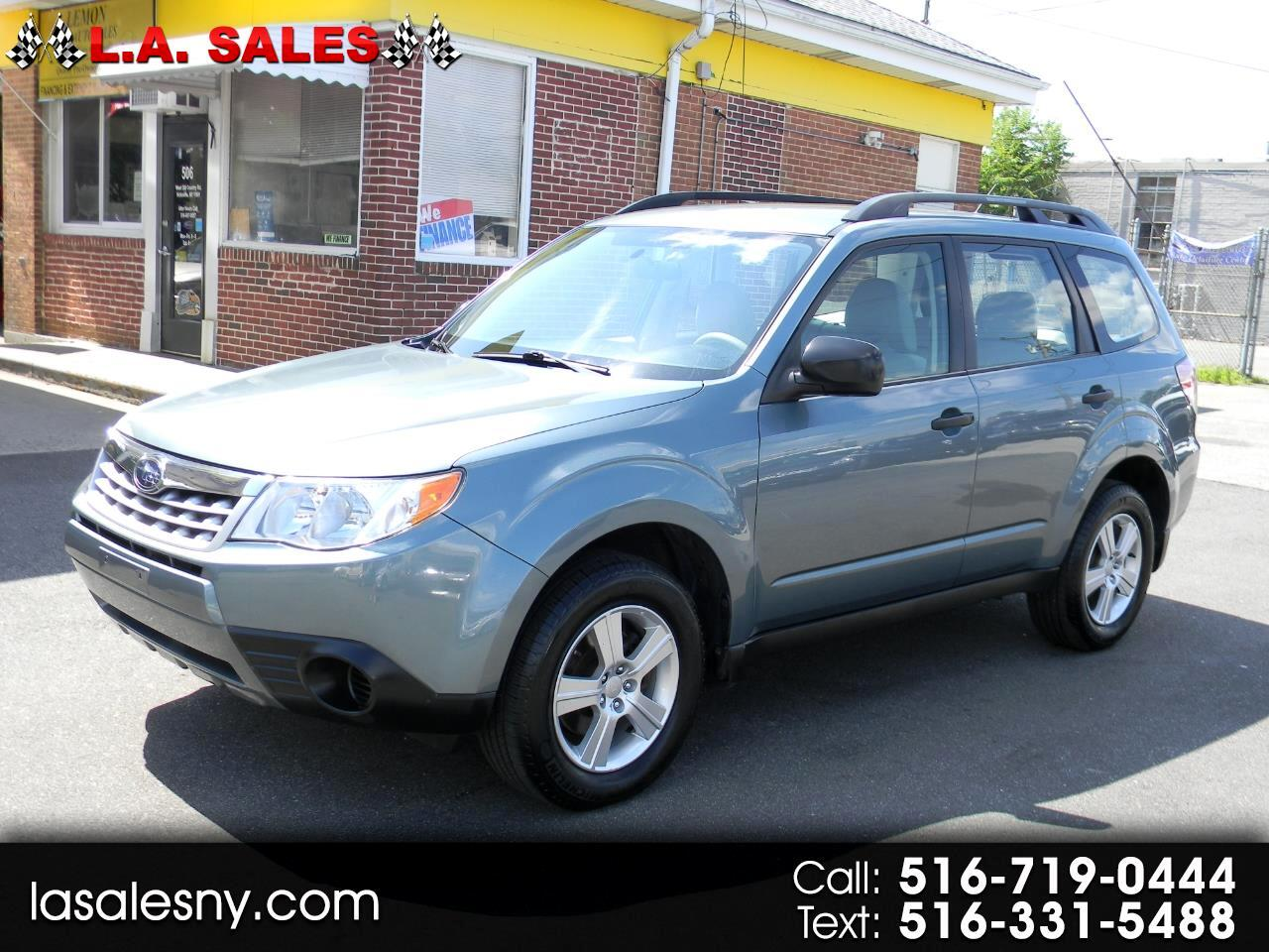 Subaru Forester 4dr Auto 2.5X w/Alloy Wheel Value Pkg 2011