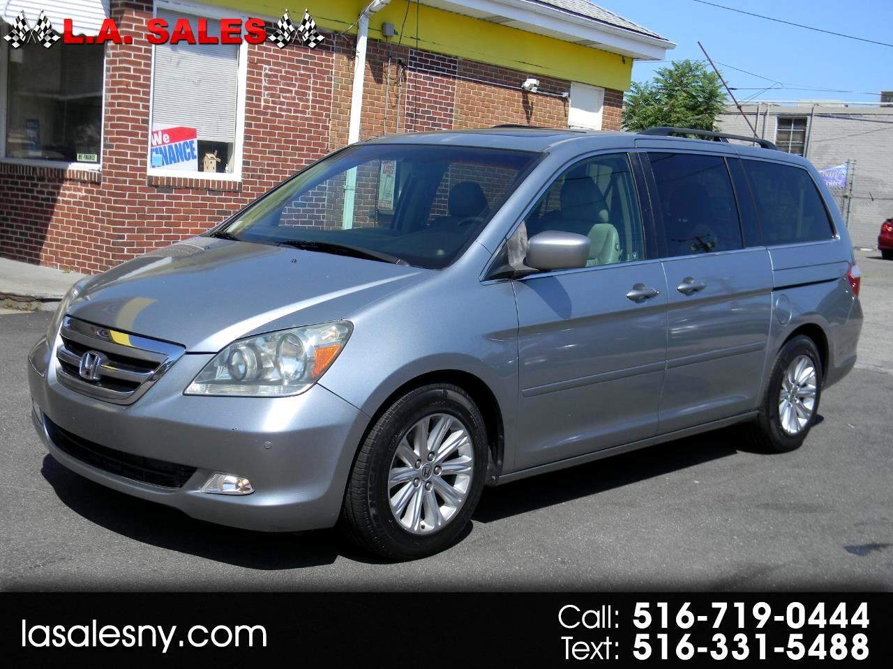 Honda Odyssey 5dr Touring w/RES & Navi 2007