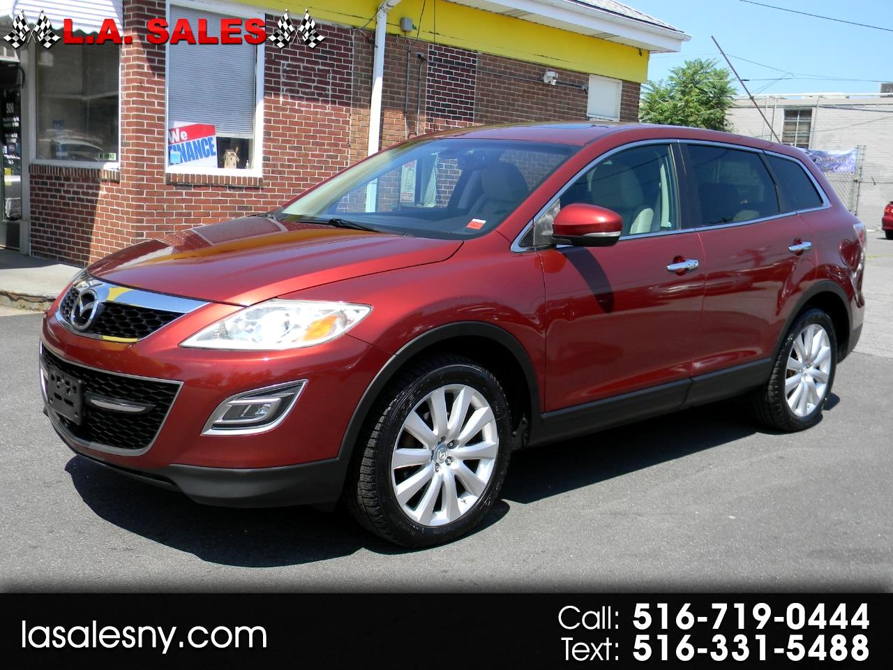 Mazda CX-9 AWD 4dr Grand Touring 2010