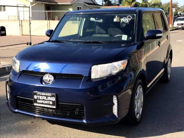 2013 Scion xB 5-Door Wagon 5-Spd MT