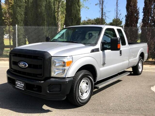 2012 Ford F-350 SD XL SuperCab Long Bed 2WD