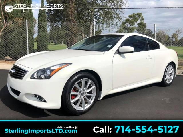 2013 Infiniti G37 Coupe 2dr Journey