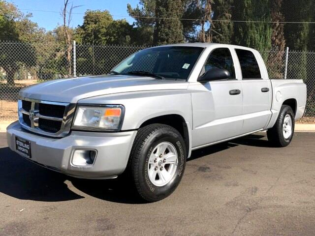 2008 Dodge Dakota SLT Crew Cab  2WD