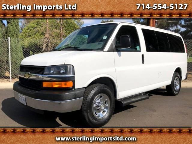 2014 Chevrolet Express 2500 LT