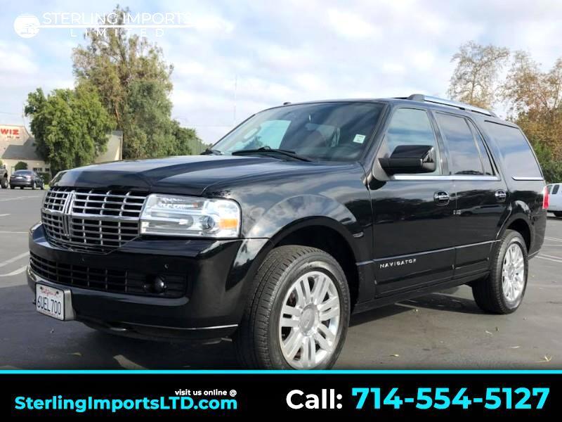 2012 Lincoln Navigator limited