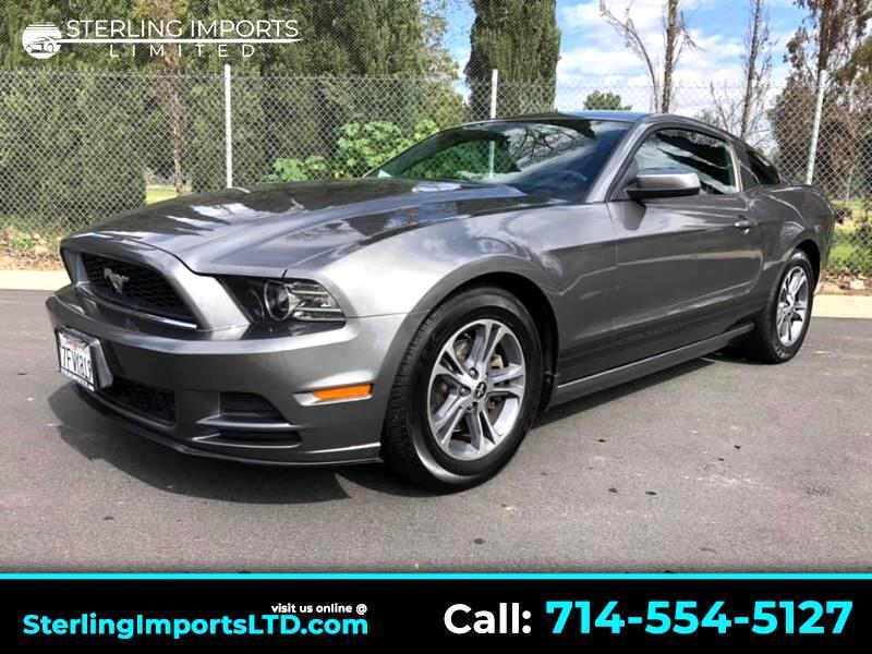 2014 Ford Mustang PREMIUM V6