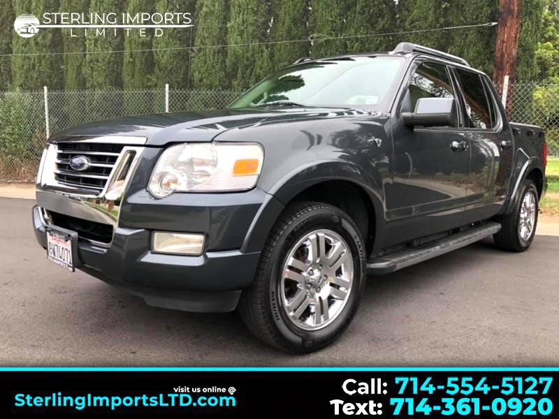 Ford Explorer Sport Trac Limited 4.6L 2WD 2010
