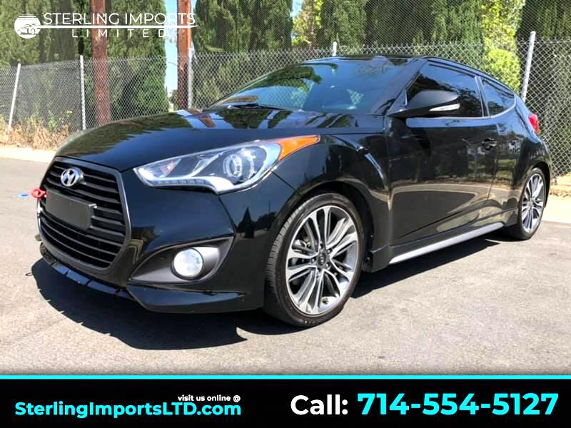 2016 Hyundai Veloster Turbo 6AT