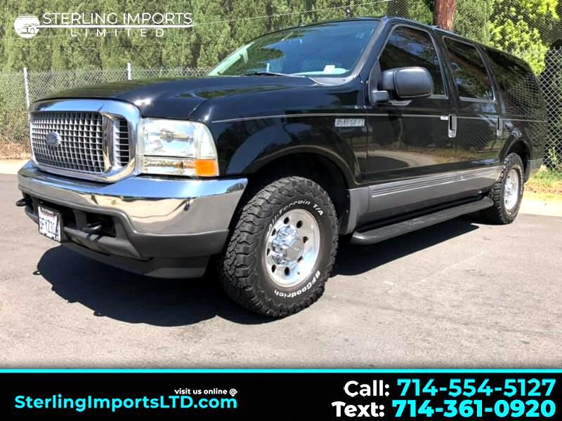 Ford Excursion XLT 5.4L 2WD 2004