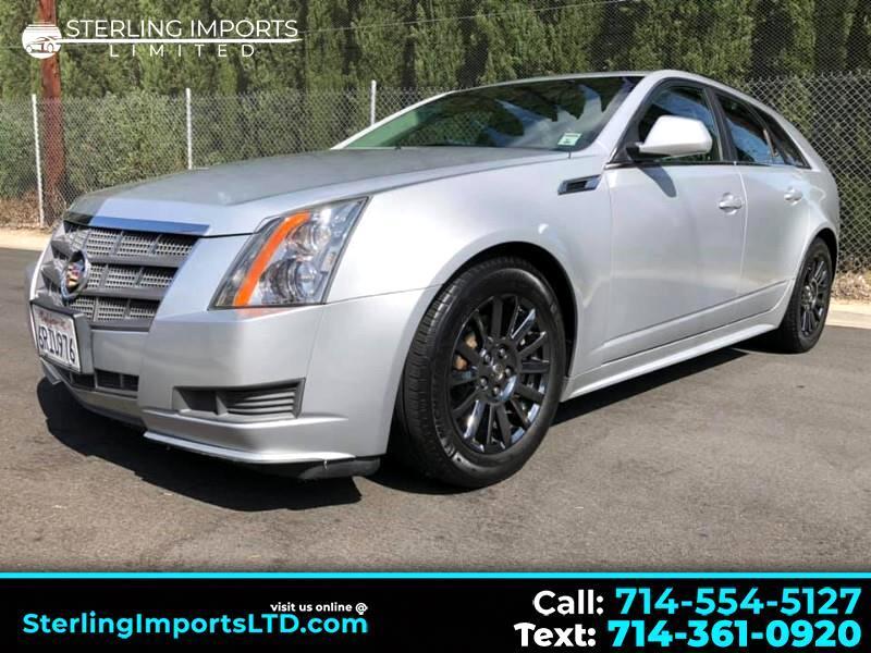 2011 Cadillac CTS Sport Wagon 3.0L Base
