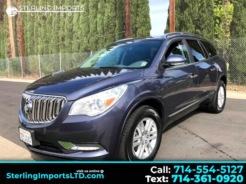 Buick Enclave Leather Group FWD 2014