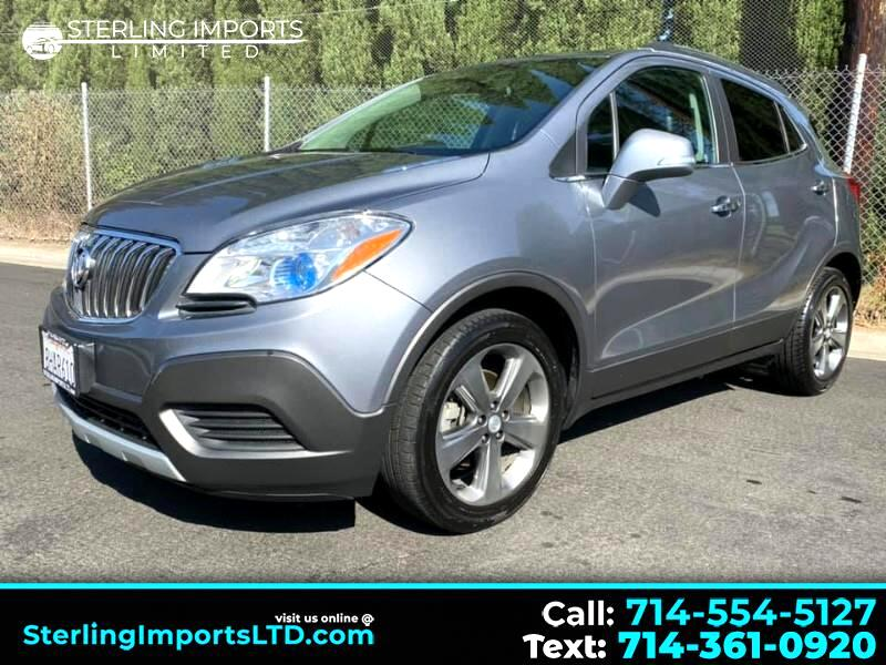 2014 Buick Encore LEATHER SPORT