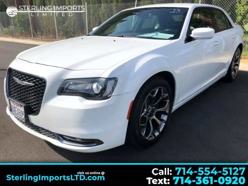 Chrysler 300 S V6 RWD 2018