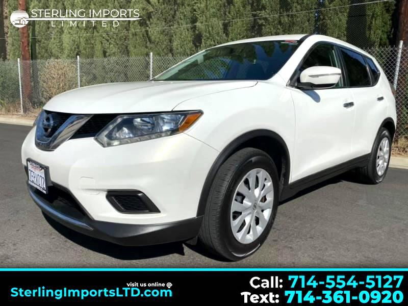 2014 Nissan Rogue S 2WD