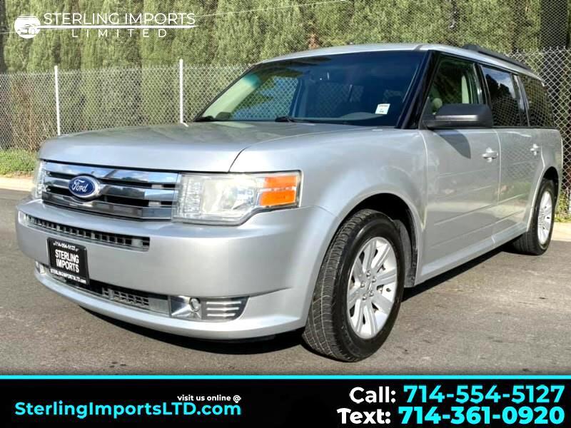 Ford Flex SE FWD 2012