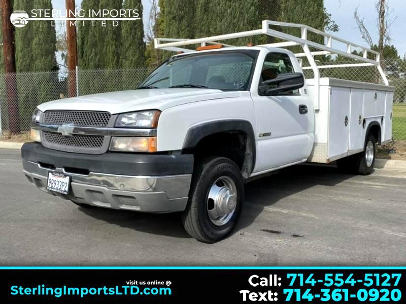 """Chevrolet 1 Ton Chassis-Cabs Reg Cab 159.5"""" 2003"""