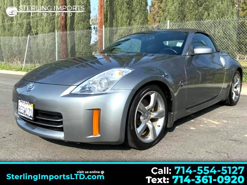 Nissan 350Z Touring Roadster 2006