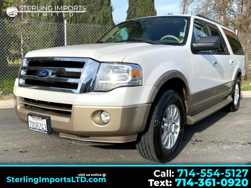 """Ford Expedition 119"""" XLT 2014"""
