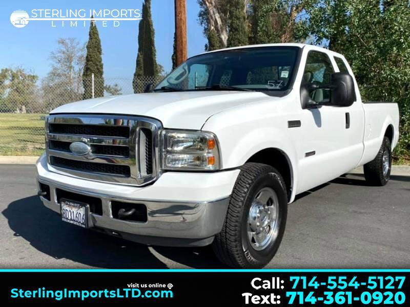 Ford F-250 SD XLT SuperCab Long Bed 2WD 2007