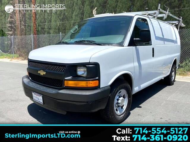 2013 Chevrolet Express Cargo 2500 RWD