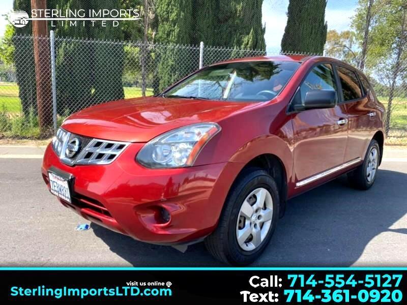 Nissan Rogue Select S AWD 2014